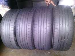 235/55/R19 on special for sale each tyre is R800