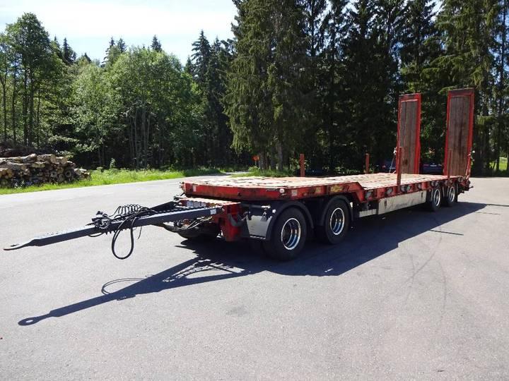 Humbar Maskinsläp 2008 Års Htd 409525 - 2008