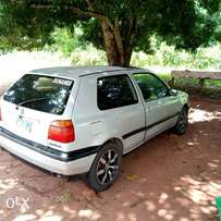 Volkswagen Golf 3 Two Door