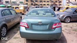 Clean Tokunbo 2010 camry