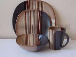 Limited Stock Available! 6plates 6mugs 6sideplates 6Bowls=5100/-