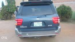 8 month toyota sequoia