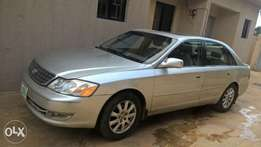 Smart Deal...Toyota Avalon 2004 at a cheap price