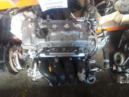 Toyota engines available at tops