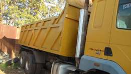 Tipper body Quick sale , hydraulic jack and tank for sale