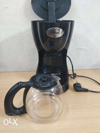 Barely used coffee maker for sale 4.5 bd