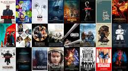 Latest movies for sale