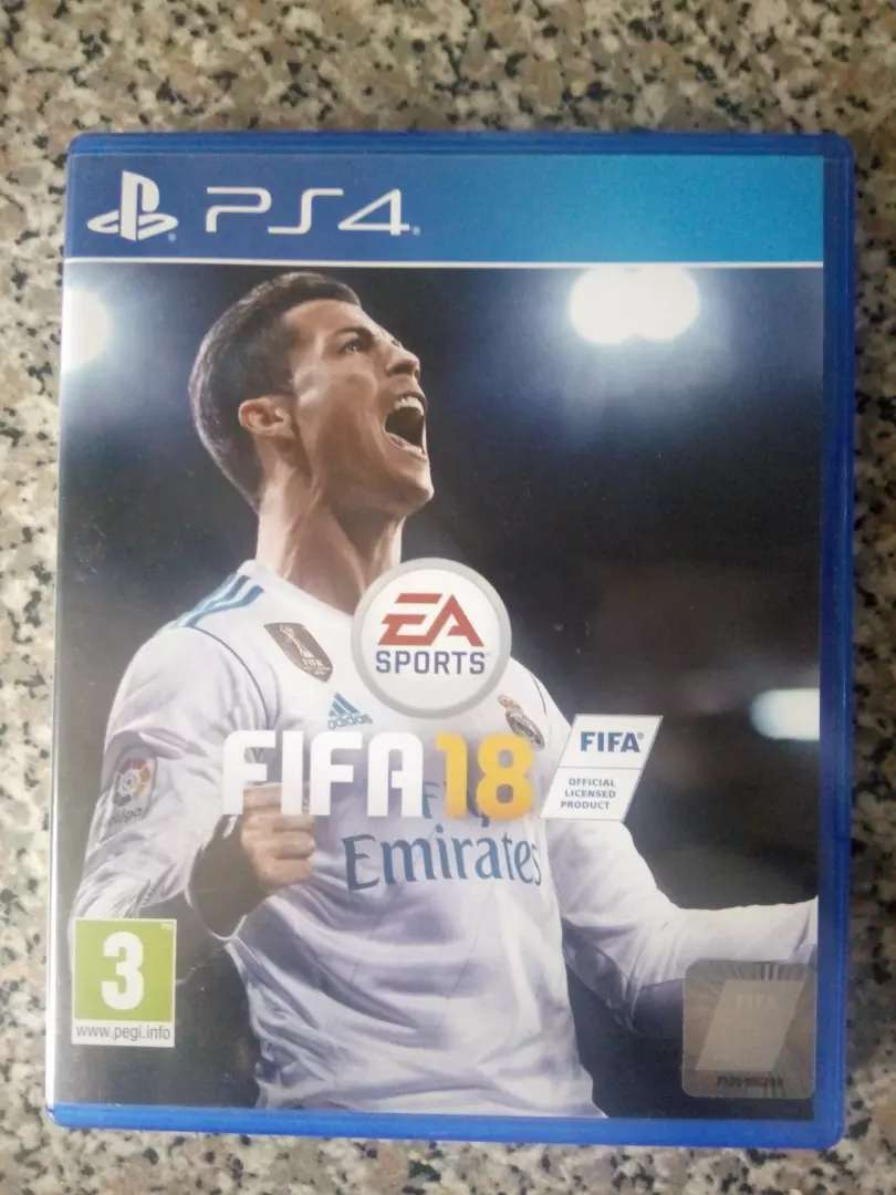 Fifa 18 Ps4 Game Mitchells Plain Gaming Consoles Western Description Am Selling My