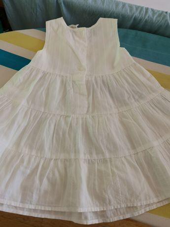 ce015afeda H M zestaw na lato sukienka i bolerko dla dziewczynki 6-9 m 74cm Warszawa -