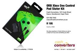 ORB Xbox One Control Pad Stater Kit
