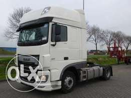 DAF XF 460 - For Import
