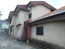 Solid 5bed Duplex for rent at Jakpa rd