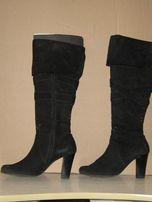Замшеві Чоботи - Жіноче взуття в Київ - OLX.ua 860fbf6bbf704