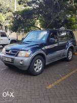 Mitsubishi Pajero S. Wagon in very good condition