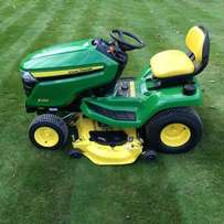 Quality John Deere Single And John Deere Triple Mower!!