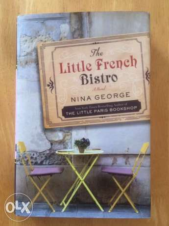 The Little French Bistro: A Novel - Hardcover