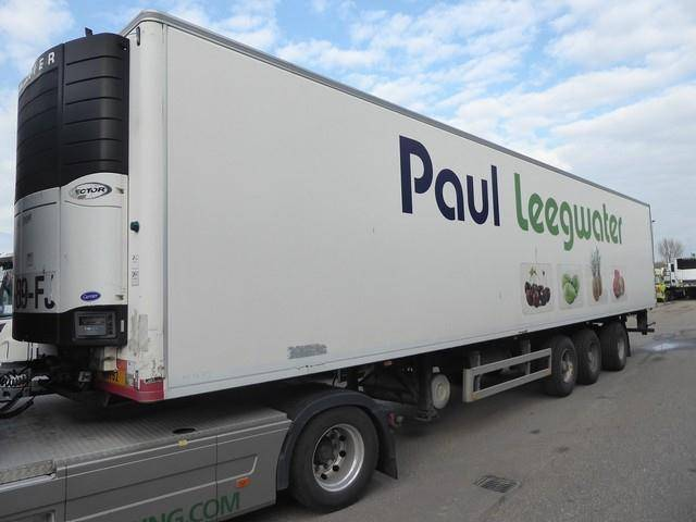 Chereau Pacton Chassis, Carrier Vector 1800 - 2000