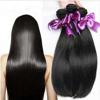 100% unprocessed Virgin human hair for sell