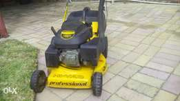 Professional lawnmower 6.5 hp