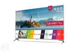 65 inch LG Smart Ultra HD 4K LED TV -With HDR -65UJ651V -2yrs Warranty
