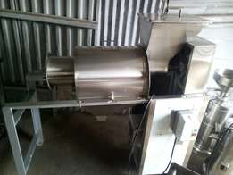 Pulper juice machine commercial sieve unwanted particle's