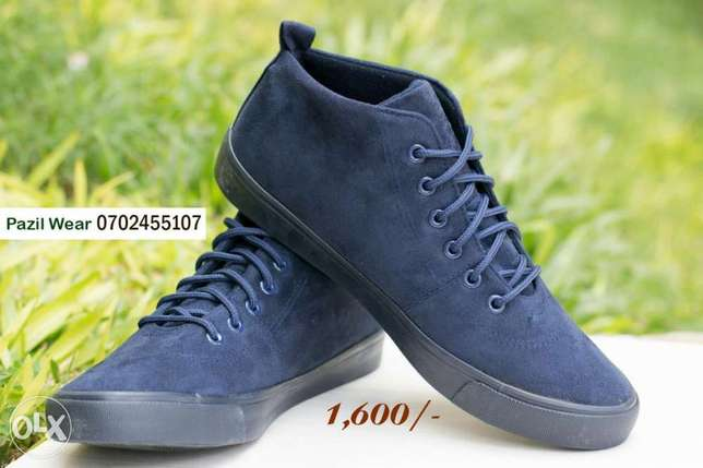 High quality rubbers and canvas sneakers Nairobi CBD - image 2