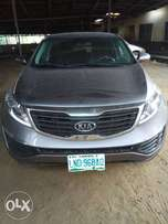 Registered Kia Sportage 2013model
