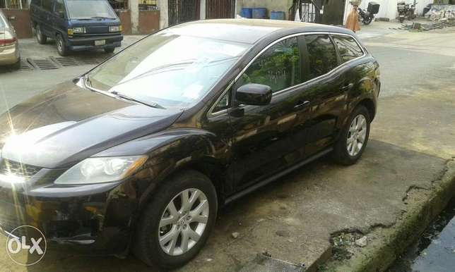 Toks lag cleared 07 Mazda Cx-7 for N2.9M Ikeja - image 2