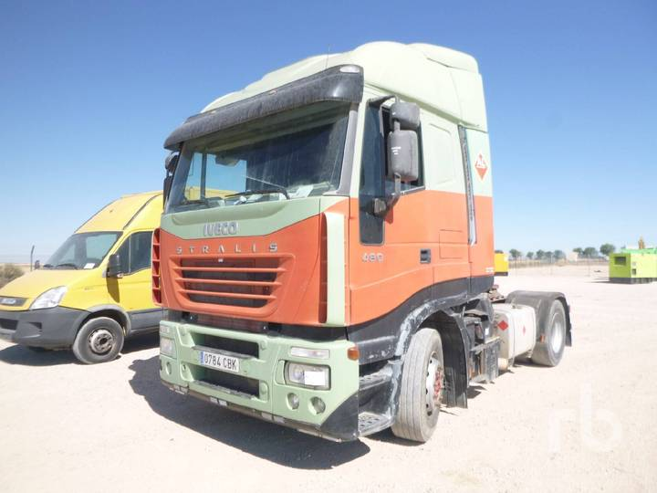 Iveco AS440S48T 4x2 - 2002