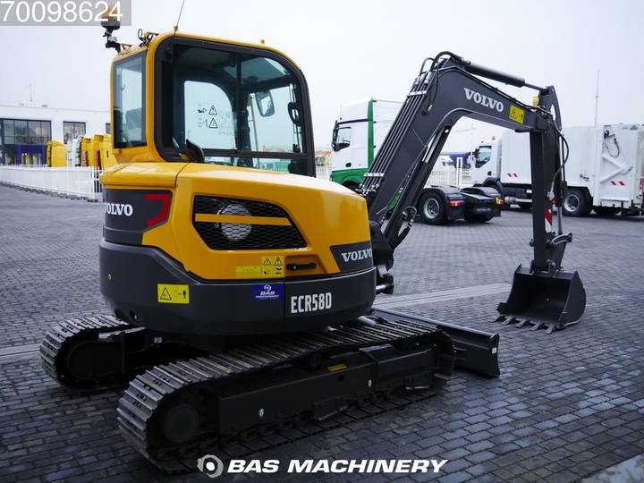 Volvo ECR58D New unused machines - 2018 - image 5