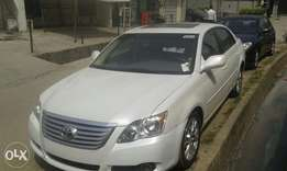toks lag cleared 09 toyota Avalon for N2.350k