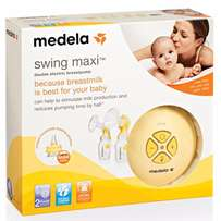 New Medela Swing Double Electric Breast pump