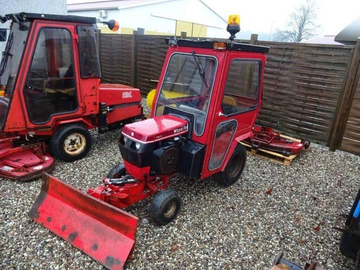 Wheel Horse 316-8 mini tractor