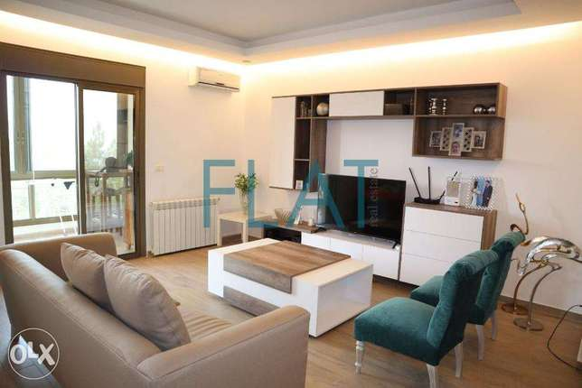 Amazing Furnished & Decorated Apartment for Sale in Rabweh -FC2044