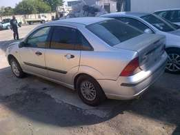 2000 Ford Focus Sedan 1.6 Stripping for spares