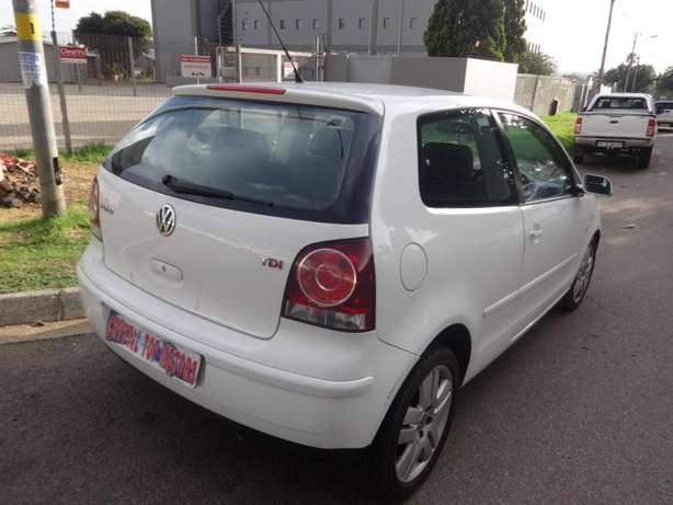 2005 Volkswagen Polo 1.9 Tdi Highline,72000kilo For R75,000 Kempton Park - image 7