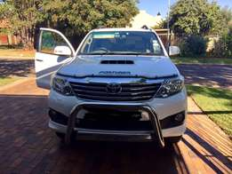 2012 Toyota Fortuner Low Mileage 2x4 Manual