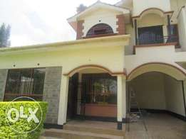 Charming 4 Bedroom House in karen