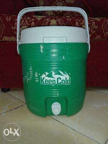 Cooler for sale. { Keep Cold }
