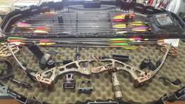 Compound Bow Hoyt XT2000 Cybertec