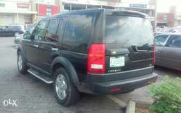 Clean LR3 2006 Model now on Offer