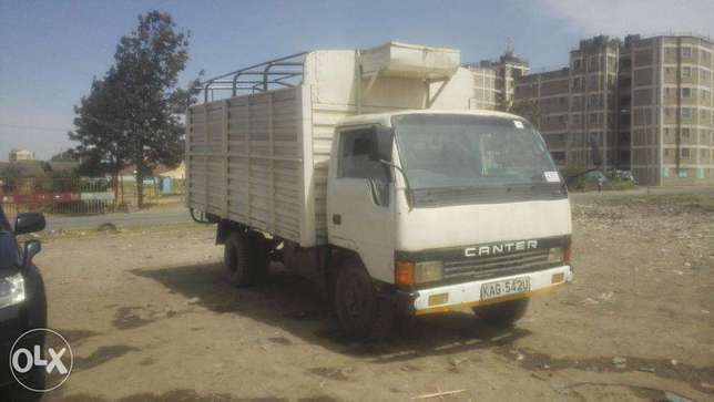 Lorry Canter On the Road Nairobi CBD - image 3