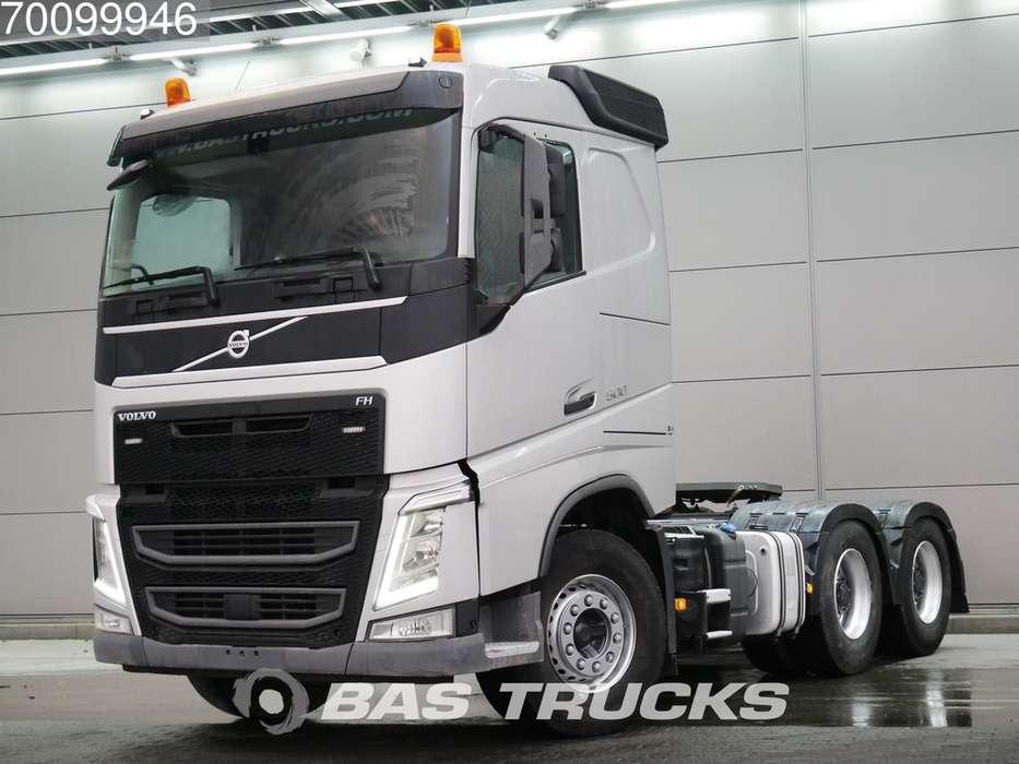 Volvo FH 500 6X4 Manual Retarder VEB+ Big-Axle Hydraulik Euro 6 - 2017
