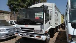 Very clean Isuzu FRR 2014 model