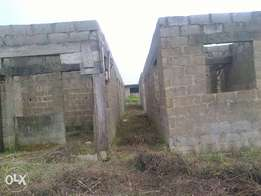 5 Units of 2 Bedroom flats at Okeonti Federal Housing, Osogbo