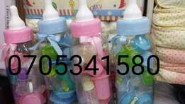 Large Baby Bottle Bank
