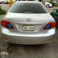 2010 Tokunbo Toyota Corolla For Sale 3.2M