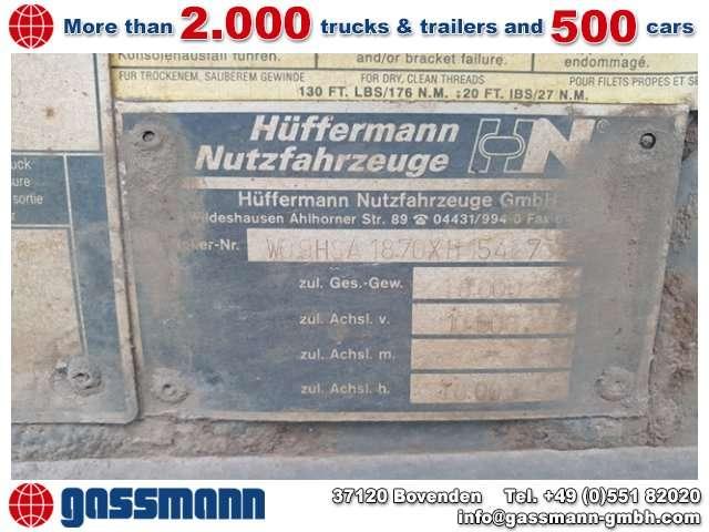 Hüffermann Hsa 18.70 Schlittenabroller - 2000 - image 3