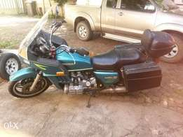 Honda goldwing to swop