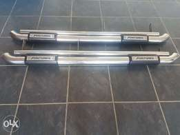 Stainless Steel Side Steps